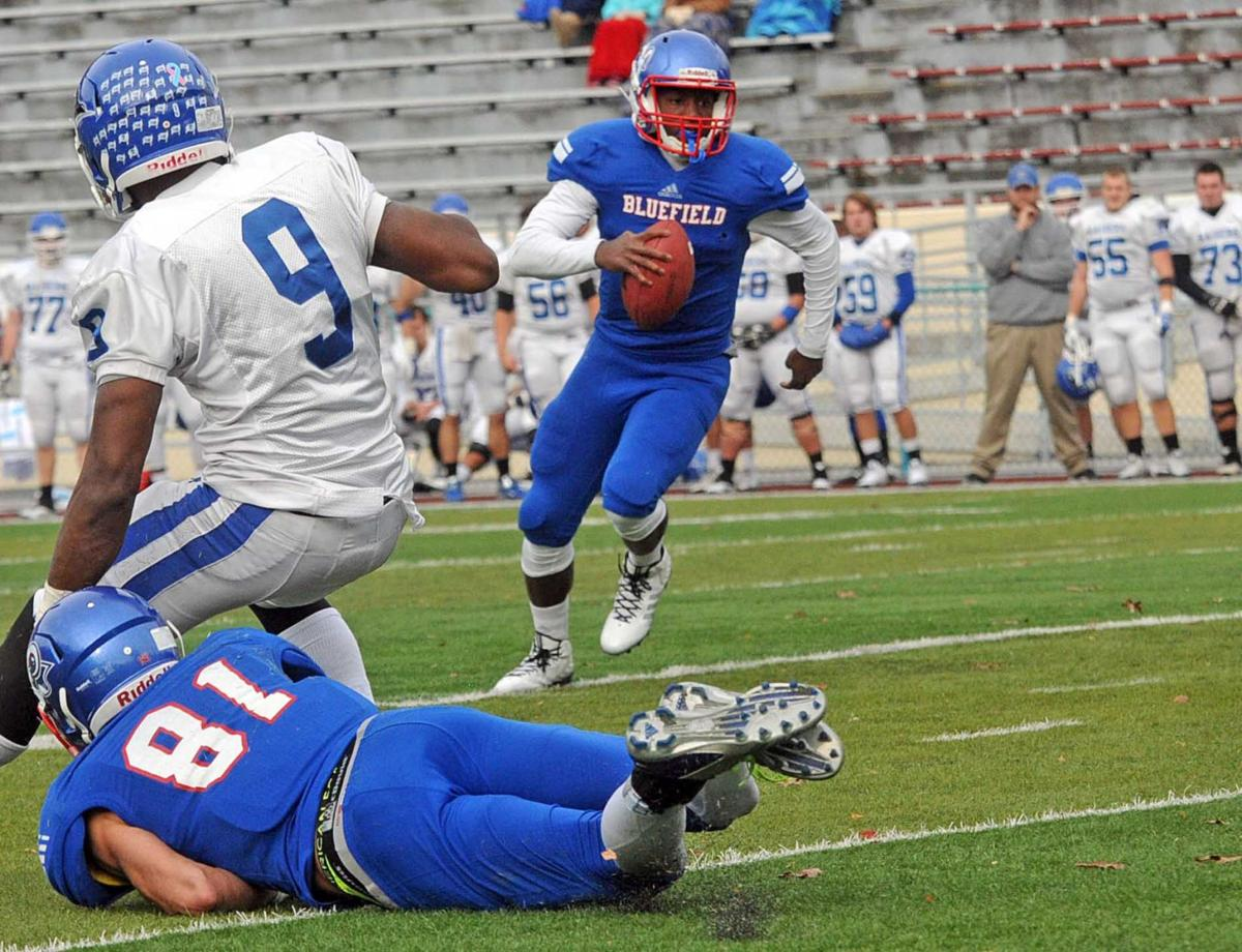 Lindsey Wilson at Bluefield College Football | Gallery ...