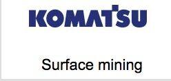 Komatsu manufacturing ...