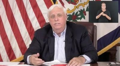 Governor Jim Justice ...