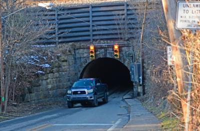 Midway Tunnel ...