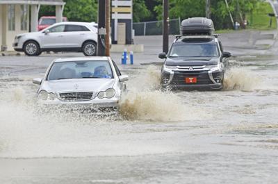 June flooding 2021