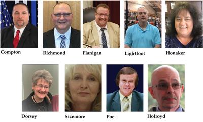Mercer Magistrate ballot 2020