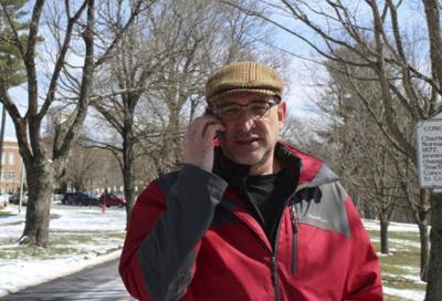 Former Concord University art professor and Fine Arts Division Chair Jack Sheffler