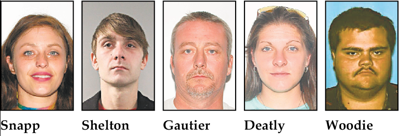 Warrants for March 17, 2019 | News | bdtonline com