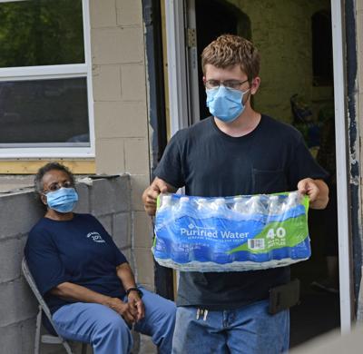 Gary water pickup