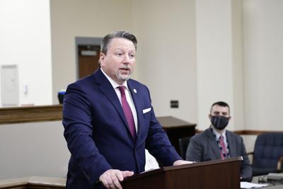 Commonwealth's Attorney Chris Plaster