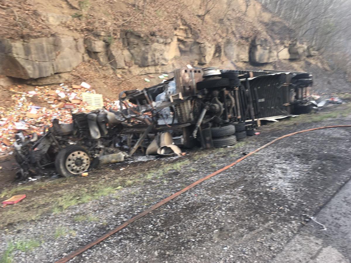 Coal Creek Car Crash