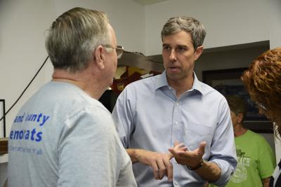 2020 candidate Beto O'Rourke speaks in Bland County   News