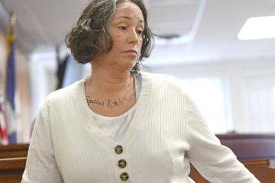 Roena Mills day two trial