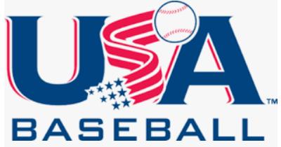 USA Baseball...