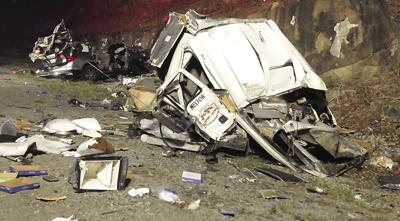 Truck driver charged with negligent homicide in wreck that