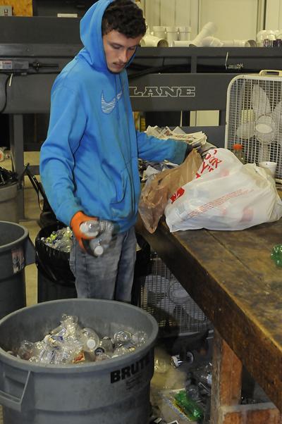 Mercer recycling