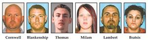 Active Tazewell County warrants