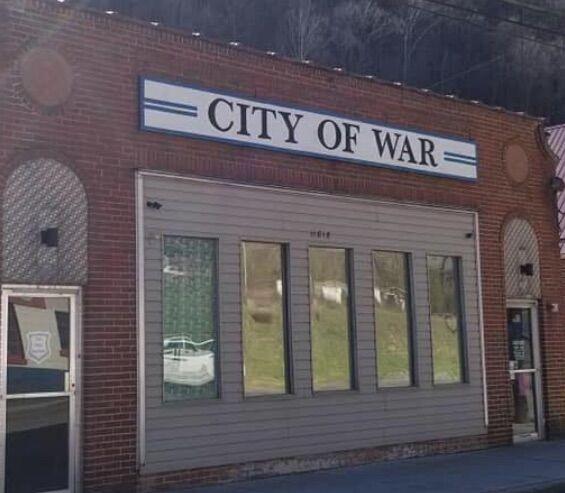 City of War ...