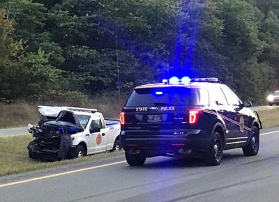Fatality confirmed in car accident on Route 460 near Oakvale