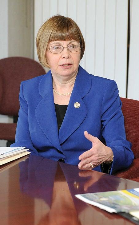 Dr. Marsha Krotseng