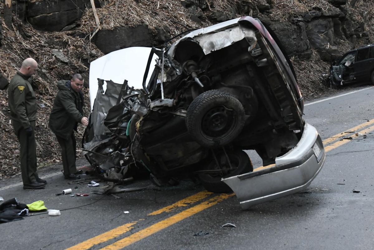 Highwall Park crash fatality
