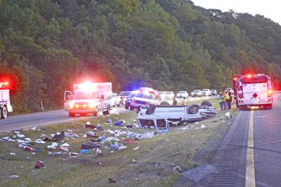 Accident results in fatality: Crash along Route 460 leaves