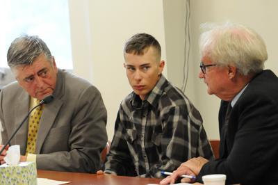 Daniel Cooper plea hearing