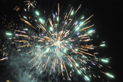 Fireworks file photo