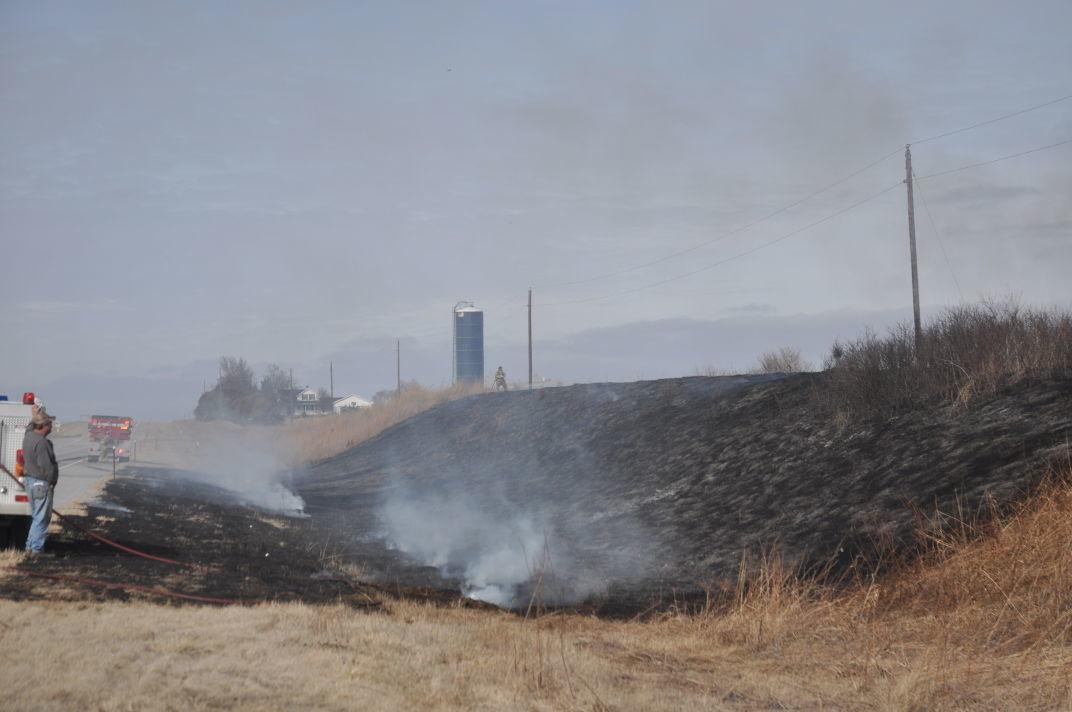 Pickrell grassfire