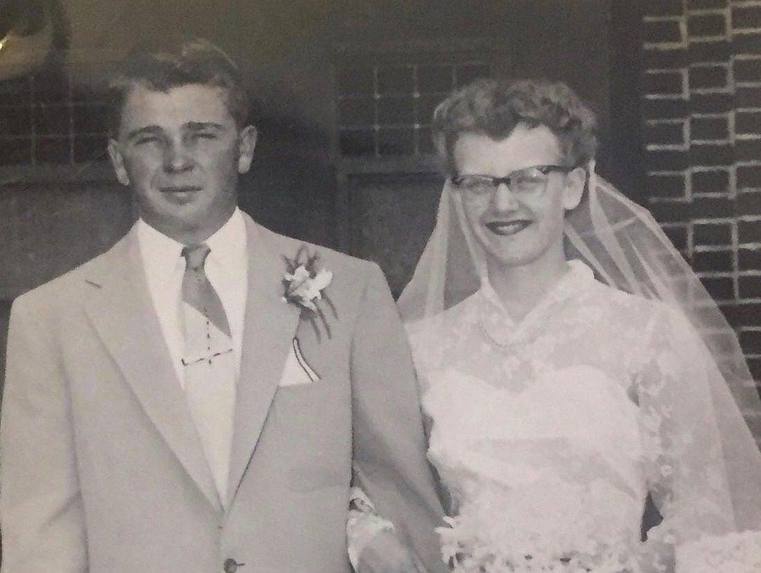 Larry and Marjorie Hamilton