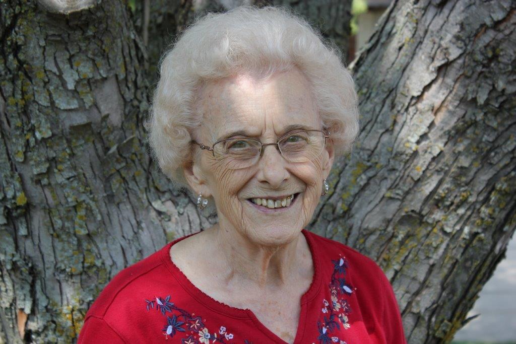 Happy 95th Birthday Dorothy Rejcha