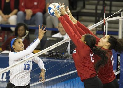 Nebraska vs. Kentucky, NCAA Volleyball Elite Eight, 12/9/17