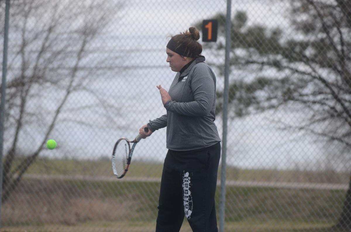 Lady O Tennis vs. Waverly