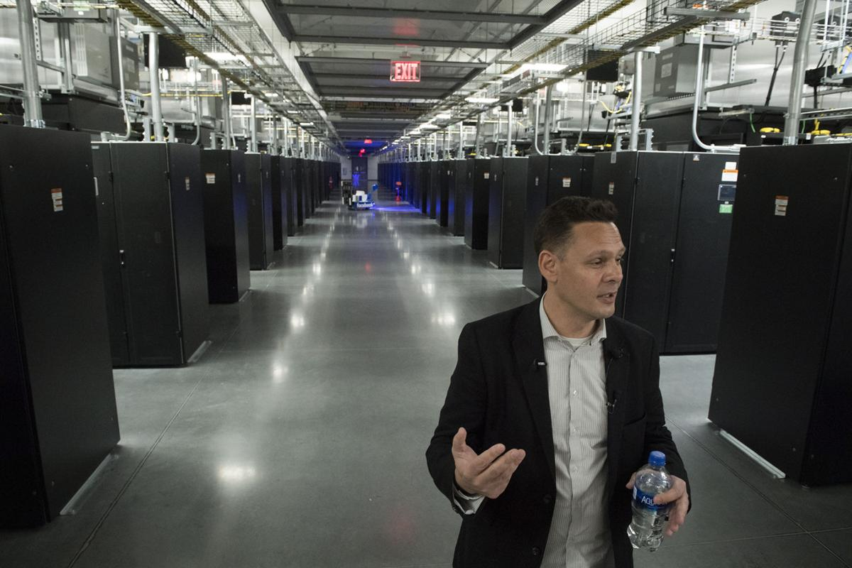 Facebook's Papillion data center