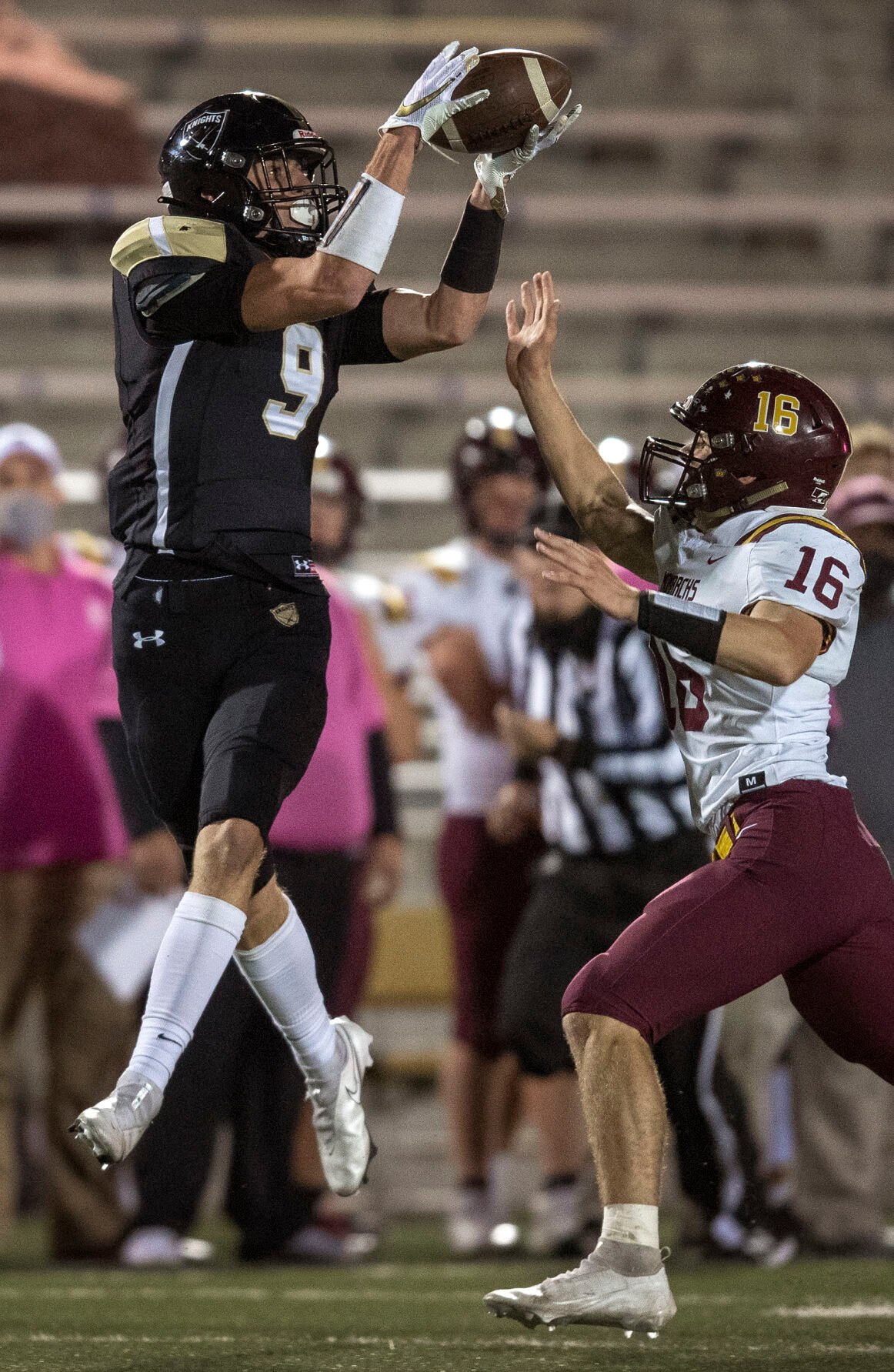 Lincoln Southeast vs. Papillion-La Vista, 10.2
