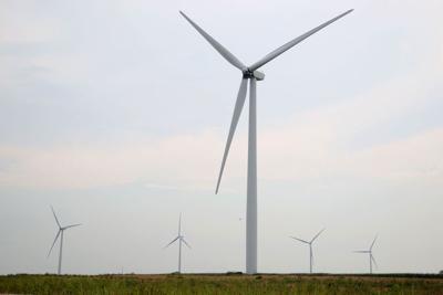 Diller wind farm