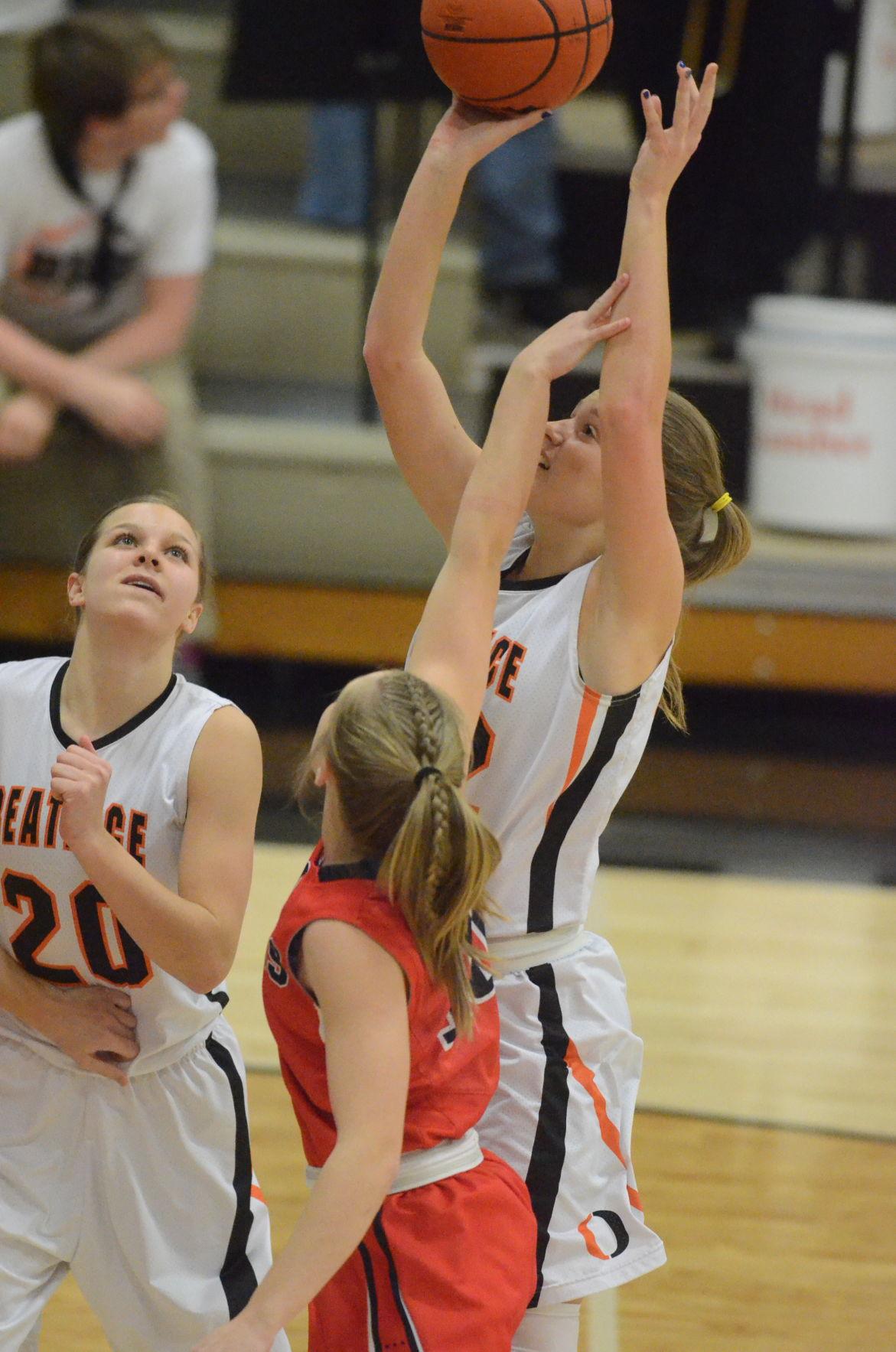Beatrice Basketball vs. Norris