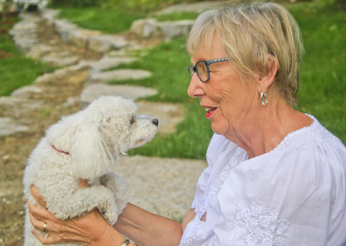 Pets help seniors stay healthier and happier, studies show