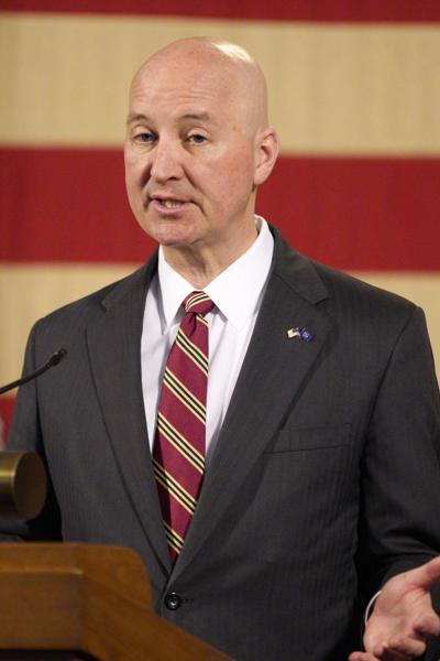 Nebraska Gov. Pete Ricketts