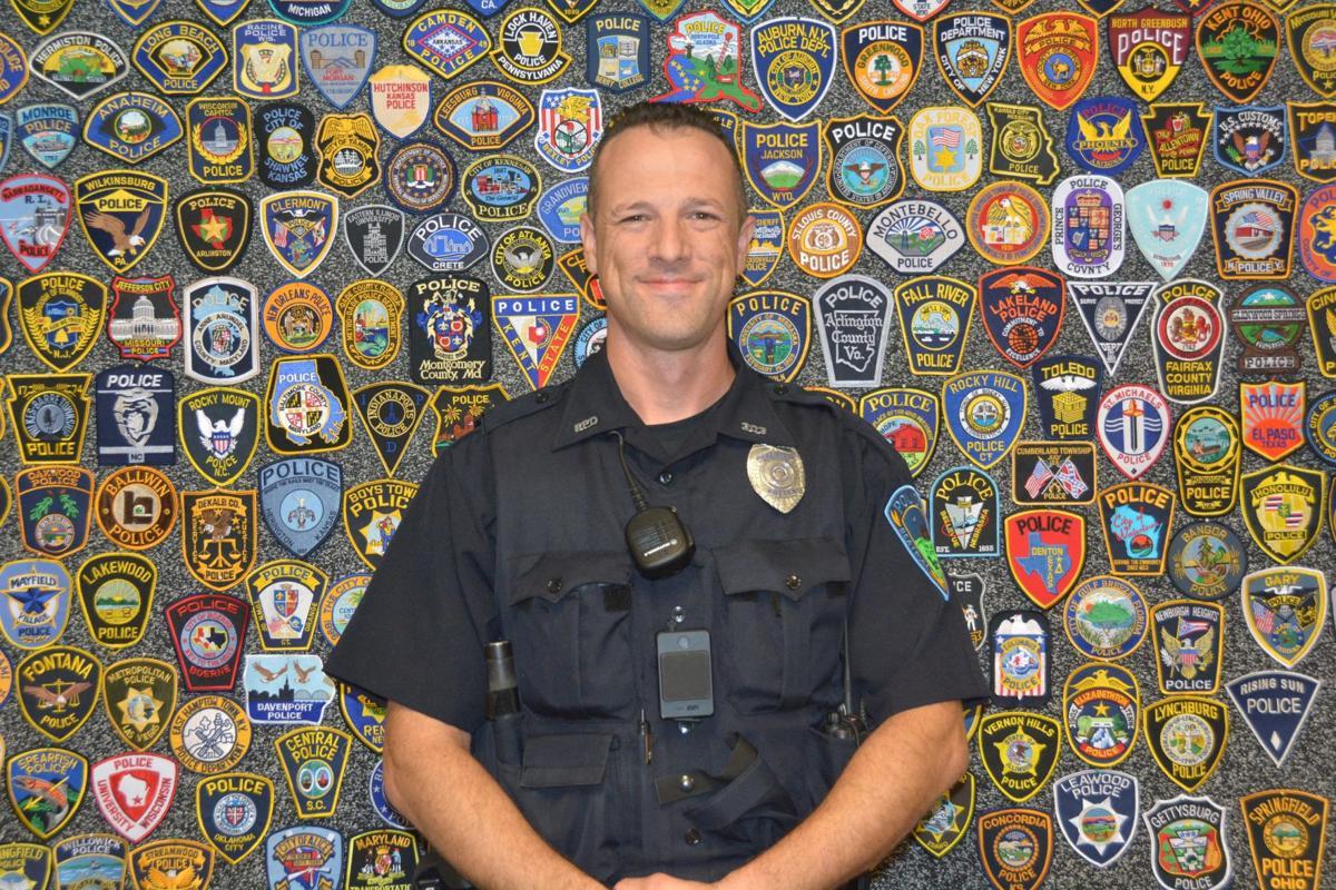 officer seth howard