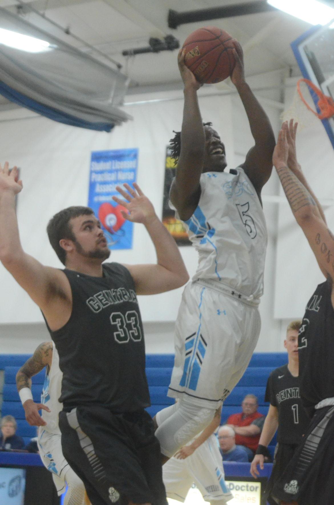 SCC Regional Men's Basketball vs. CCC