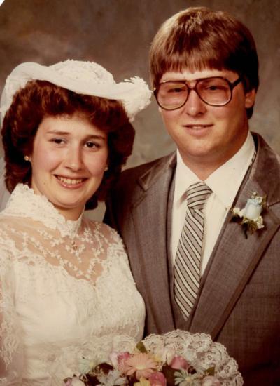 Brian and Carla Walters