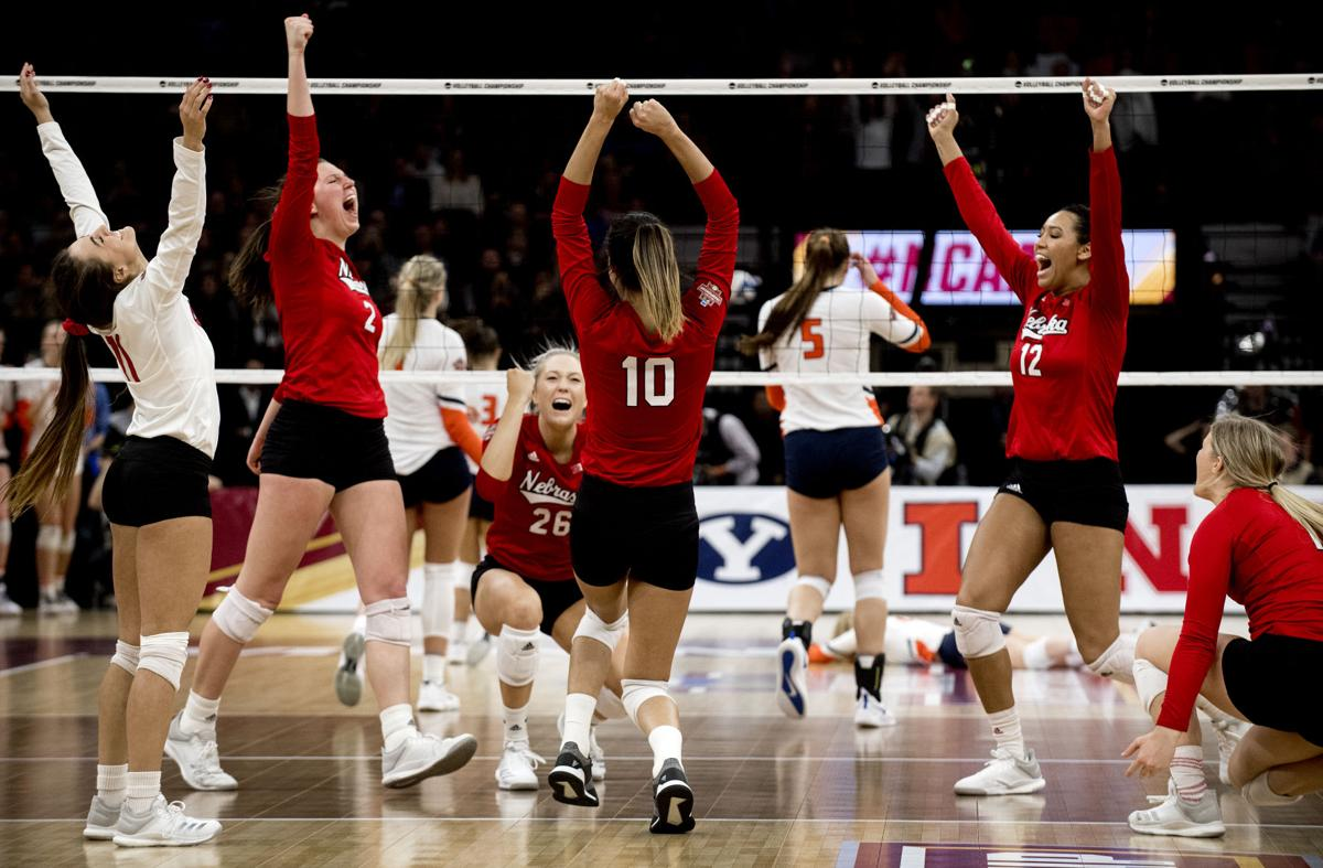 Foecke, Maloney will resilient Huskers to five-set rally ...