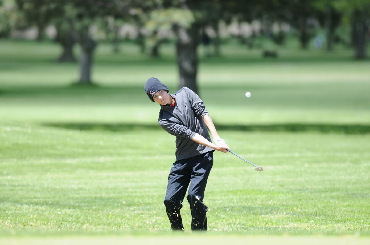 Orangemen golfers compete at state   Golf   beatricedailysun com