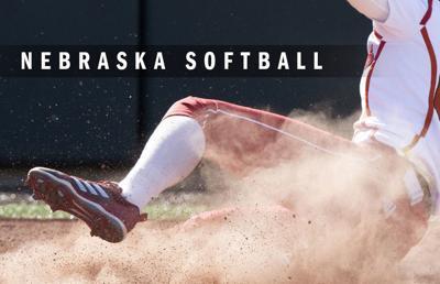 Nebraska softball logo 2014