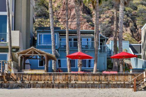 Edward Norton's $5 Million Malibu Beach House Is For Sale