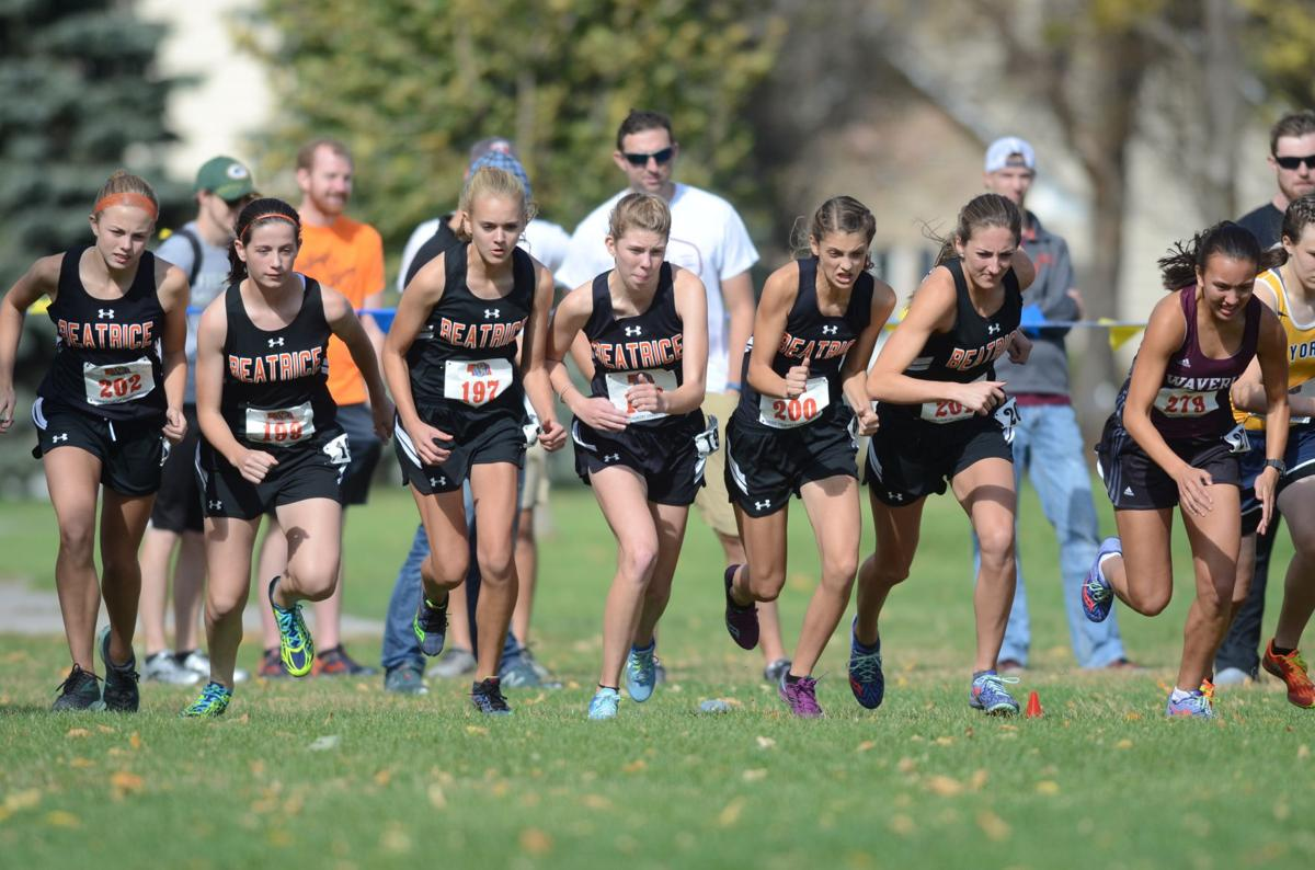 Beatrice girls team