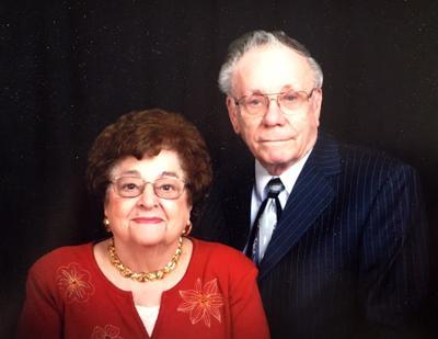 Ralph and Virginia Larsen