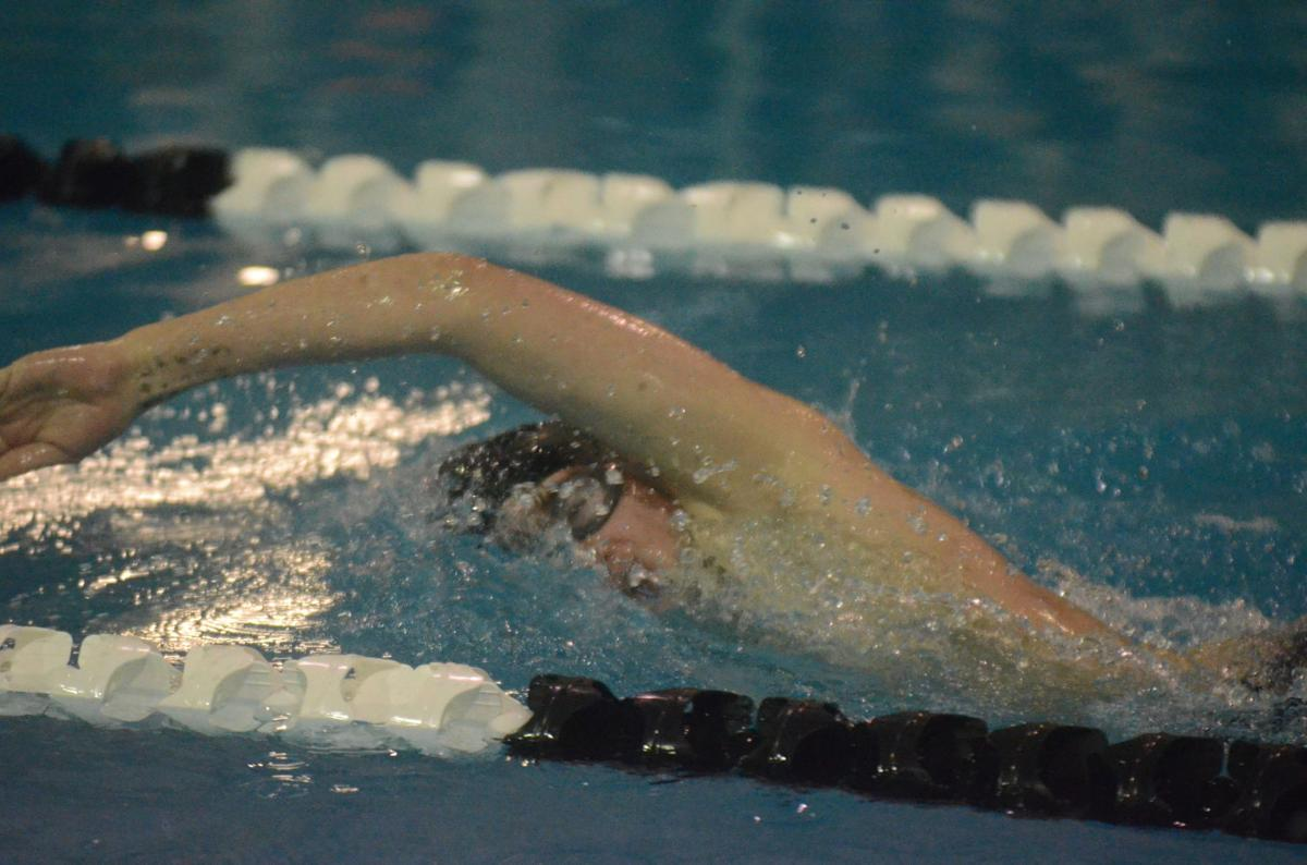 BHS Swimmers vs. Brownell