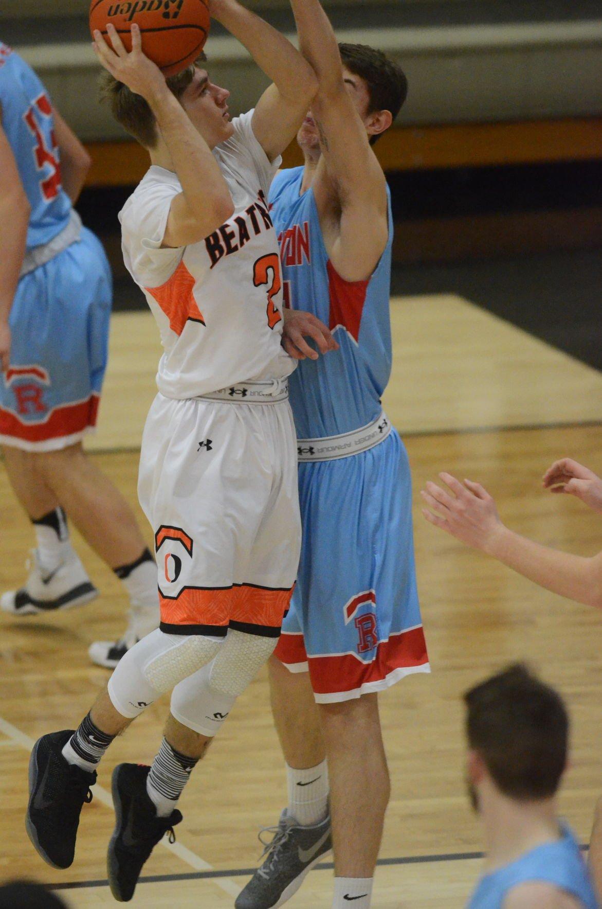 Beatrice Basketball vs. Ralston