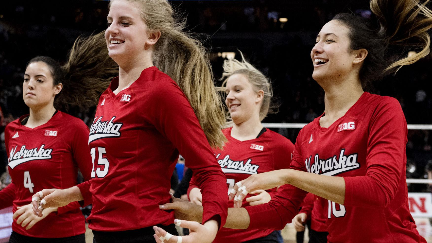 Nebraska volleyball vs. Stanford in the National Championship: Follow along for updates, coverage