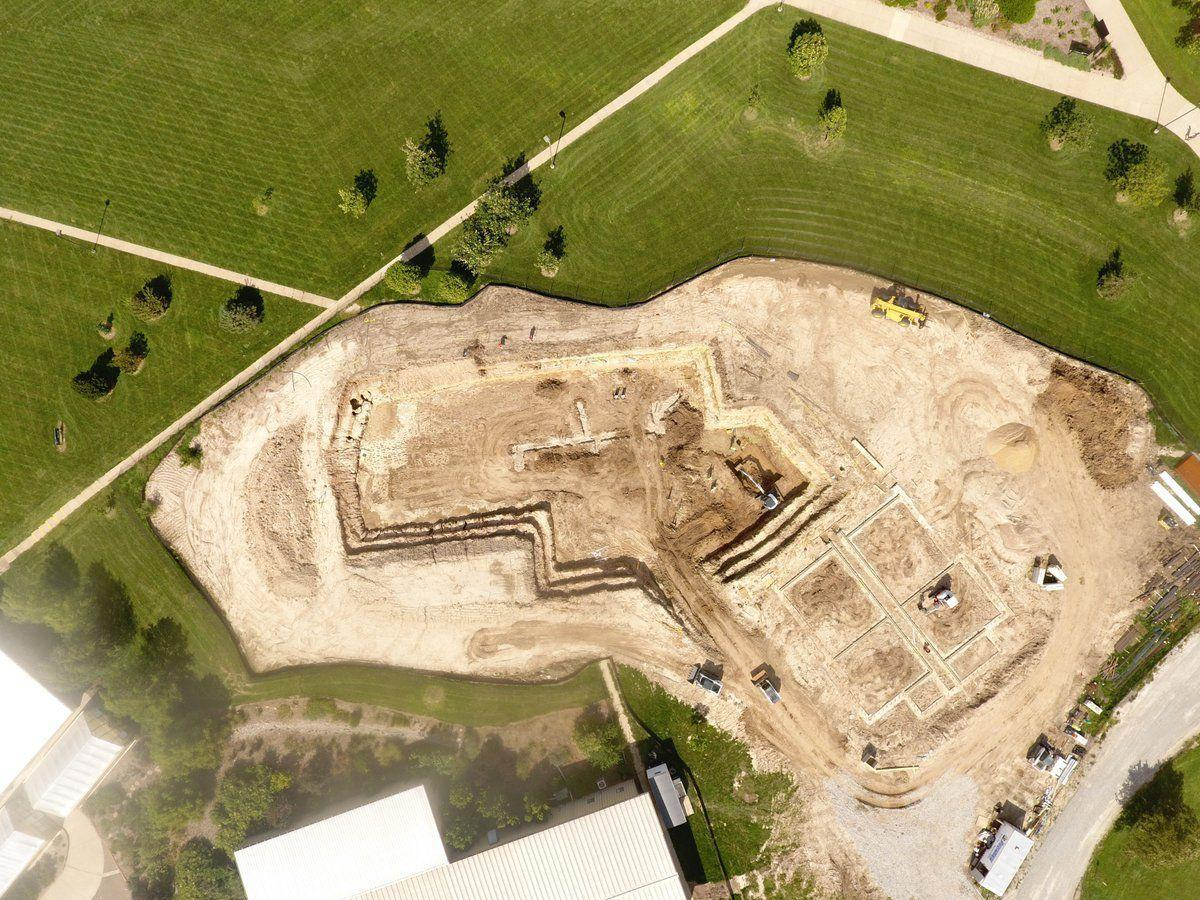 Scc Beatrice Makes Progress On New Residence Hall Local News