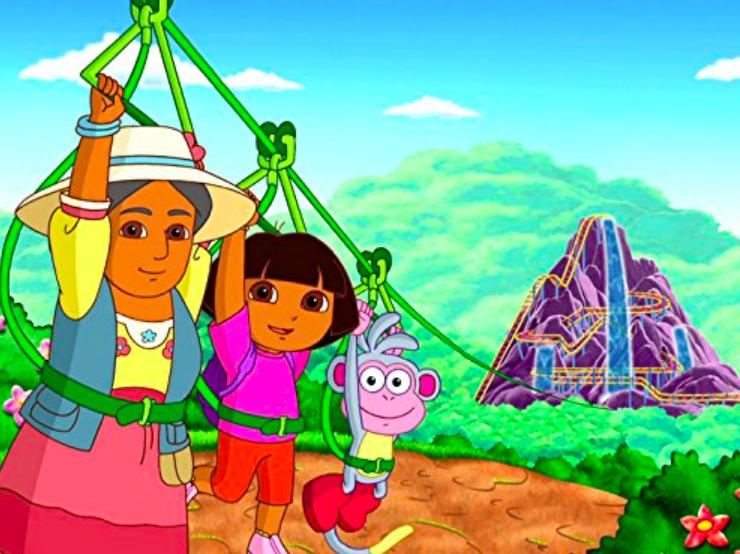 #40. Dora the Explorer (2000 – 2015)