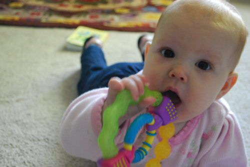 This Mom Says Her Toddler Stopped Breathing After Using Teething Gel